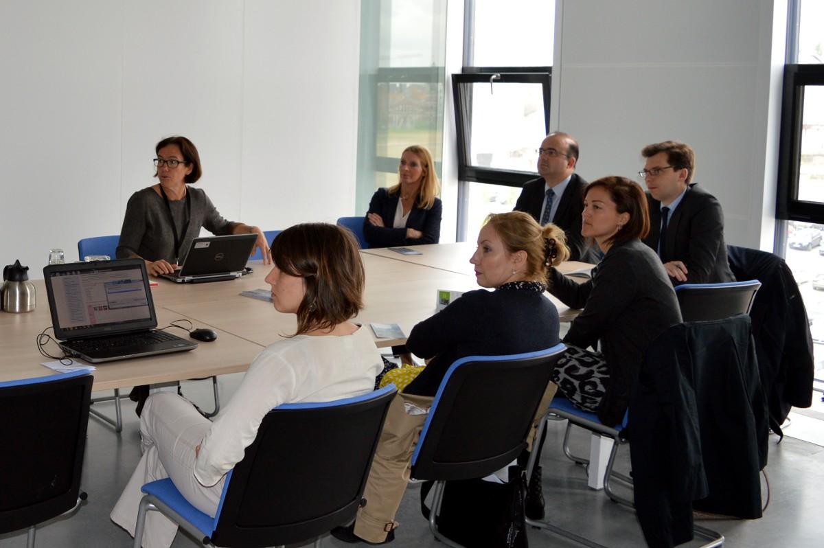 De groene Ambassade in Brussel - La France en Belgique