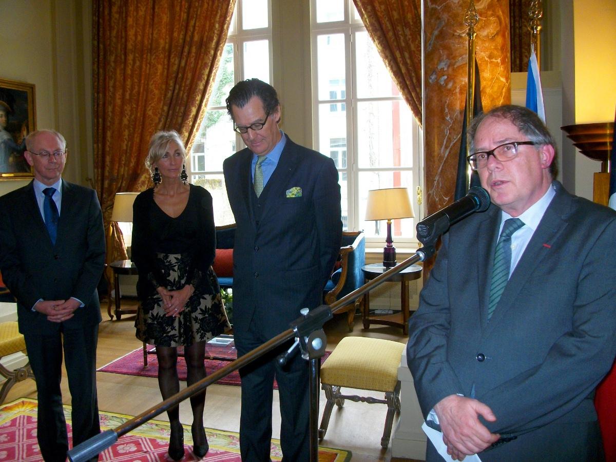 Frances Beir regarding m. pierre-paul de beir, chevalier dans l'ordre national de la